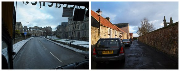 first impressions of saint andrews