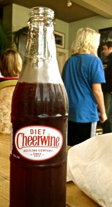 it's not carolina unless you've had cheerwine.
