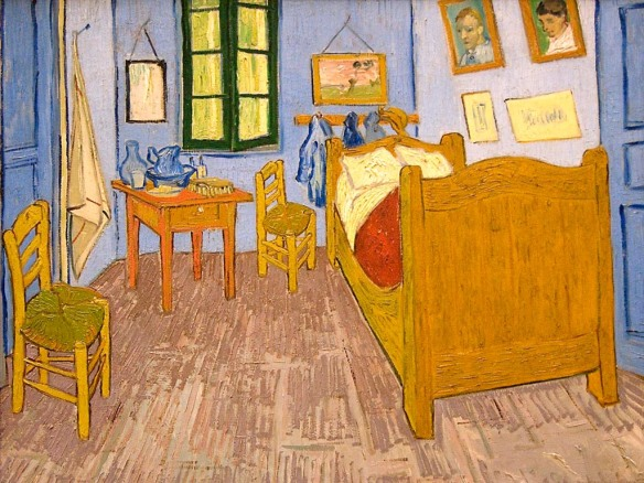 VanGogh_Bedroom_Arles