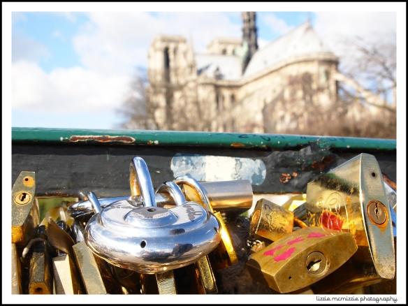 lovers locks, watermarked