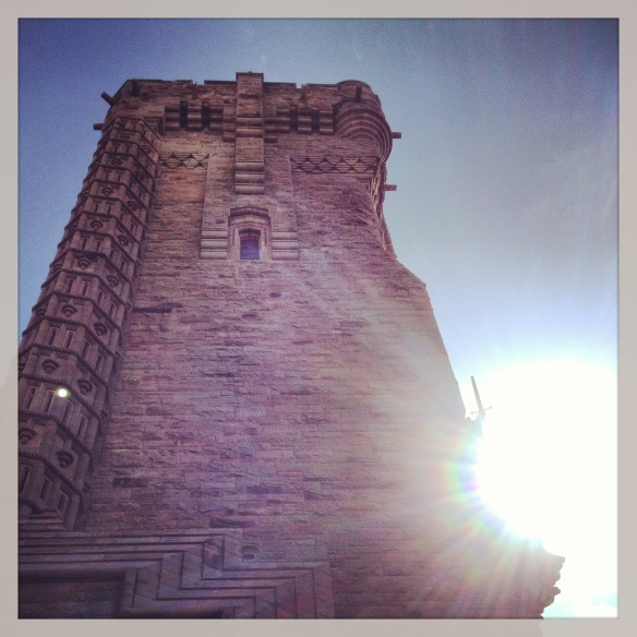 The Wallace Monument, Stirling.