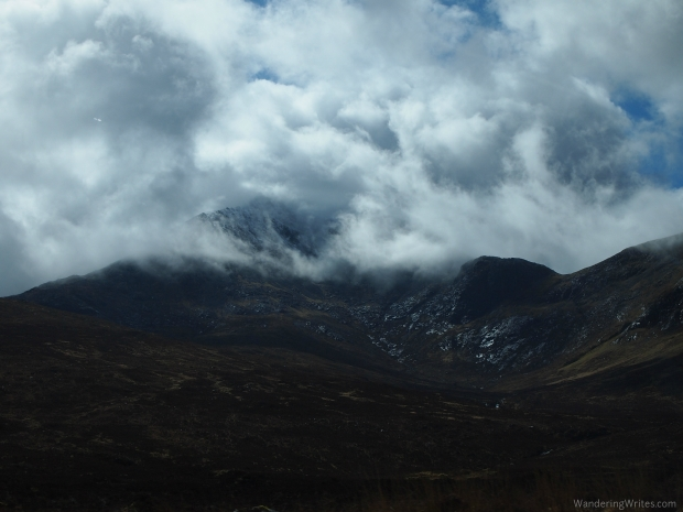 The Cuillins.