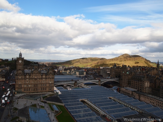 view from scott monument watermarked