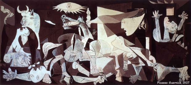 Picasso.Guernica2