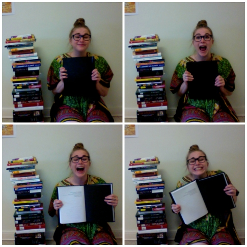 i call it: thesis face phases.