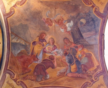 Nativity, Loreta, Prague.