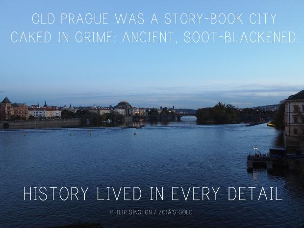 prague history