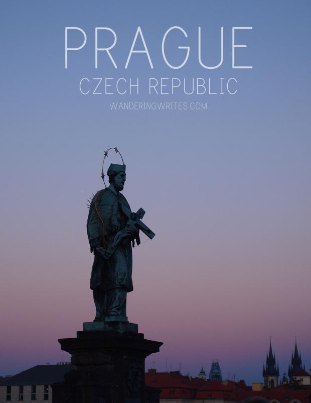 PRAGUE title slide