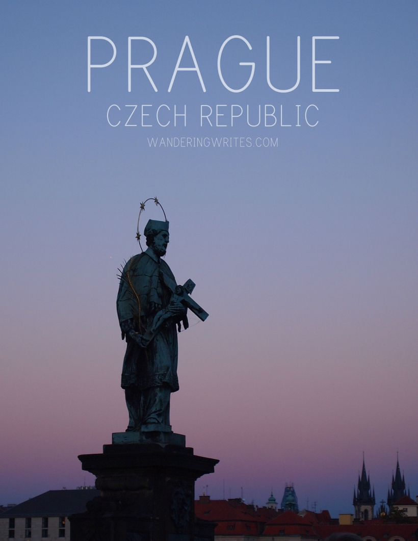 PRAGUE title slide