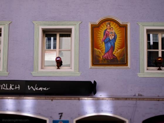 prague madonna wandering writes dot com